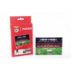 Puzzle Bricks - SL Benfica...