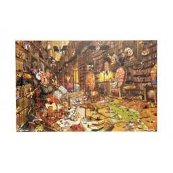 Puzzle Bricks - François...